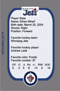 Player Card Back